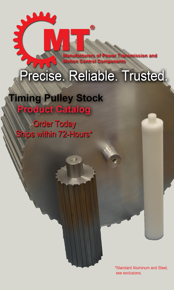Catalog Timing Pulley Stock