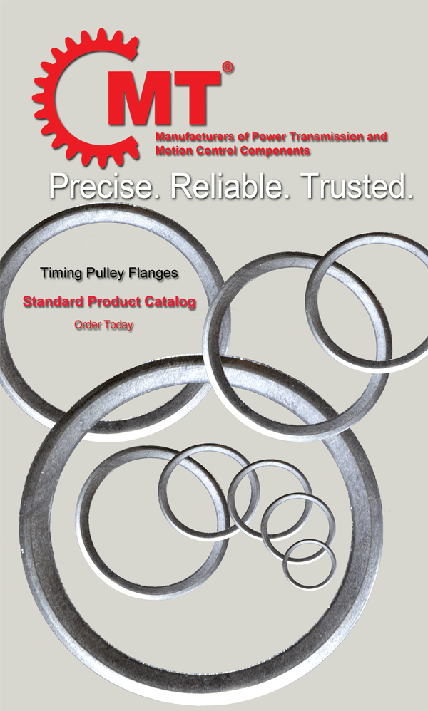 Catalog Timing Pulley Flanges