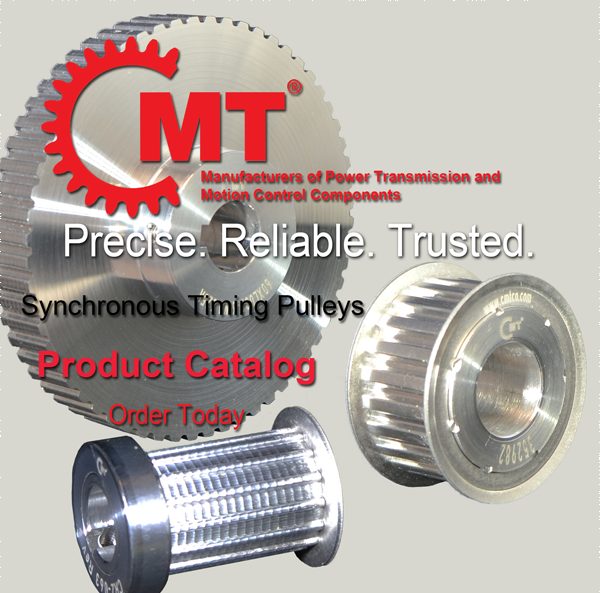 Catalog Timing Pulleys